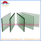 Clear Laminated Glass with Factory Price