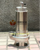 Wq Stainless Steel Submersible Pump ISO9001 Certified