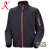 Hot Sale Men Wearproof Breathable Softshell Jacket (QF-435)