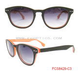 Italy Design Wooden Polarized Sun Glasses
