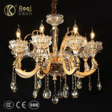 Luxury Candle Crystal Chandelier Lamp (AQ072-8)