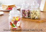 Creative Design Glass Storage Tank Glassware