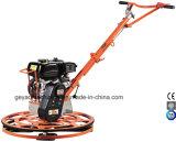 Mini Gasoline Edging Concrete Power Trowel (machine) Gyp-430 with Lifting Hook