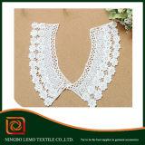 White Good Cotton Neck Collar Lace