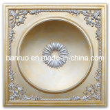 Decorative Square Ceiling Medallions for Dining Room (PUDH08-SZ)