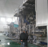 High Speed Crescent Facial Paper Making Machine