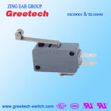 Basic Sealed Waterproof Micro Switch Used for Home Appliance