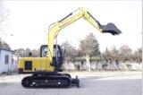 Mini Excavator Model CT45-8b, Excavator