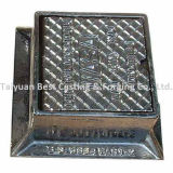 En 124 Single Seal Square Manhole Cover and Frame