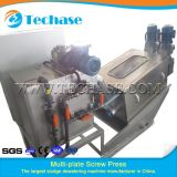 Dehydrator Sludge Dewatering Machine for Garbage Proposal Better Than Belt Press