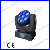 7*10W LED Moving Head Beam