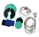 Postpartum Recovery Electrode Plate for Breast and Uteres and Pelvic