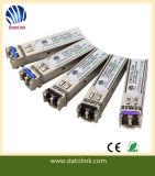 155Mbps 1550nm 80km Singlemode Datacom SFP Optical Transceiver