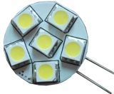 LED G4 Bulb of 6SMD Side Pin 10-30V