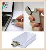 2015 White Metal Lighter USB Flash Drive for Boy (EM026)