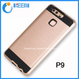 PC+TPU Slim Armor Mobile Phone Case for Huawei P9