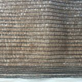 Outdoor Brown Sun Shade Plastic Netting for Agriculture