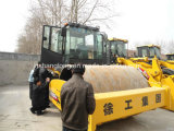 16 Ton Single Drum Vibratory Road Roller