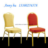 Stacking Iron Restaurant Dining Chair (XYM-G64)