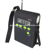 Dynamo Am/FM Radio with LED Torch (AS-267~270)