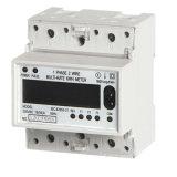 Anti-Tamper DIN Rail Electronic Meter for Overseas Market