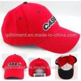 Custom Cotton Twill Embroidery Leisure Baseball Cap (TRNB046)