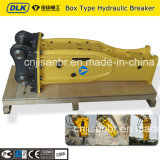 Silent Type Excavator Breaker with Chisel Diameter 85mm