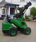 CE Certificated Mini Loader (Hq906D) with Telescopic Boom