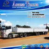 40feet Tandem Interlink Curtain Side Semi Trailer