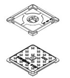 Ductile Iron Gully Grating_Pb Series, Manhole Cover