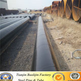 API 5L SSAW Spiral Welded Steel Pipe for Oil Gas