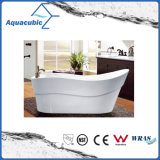 Bathroom Oval Free-Standing Acrylic Bathtub (AB1527W)
