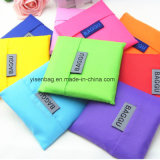 Foldable Promotion Gift Polyester Shopping Bag