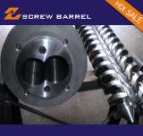 Screw Barrel Parallel Twin Screw Barrel PE Film Extruder Screw Barrel Bimetallic Screw Barrel