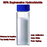99% Anti-Paining Anesthetic Anodyne White Powder CAS 14252-80-3 Bupivacaine Hydrochloride