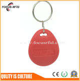 High Quality ABS RFID Keyfob with Laser Number Uid