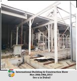 Gypsum Block Production Line in Factory Construction Materials