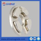 RoHS Neodymium Segment NdFeB Motor Magnet