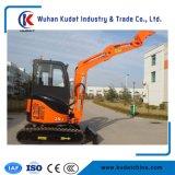 Chinese Famous Brand Zero-Tail Mini Crawler Excavator