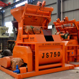 High Quality Jin Sheng Js750 Concrete Mixer Construction Machinery