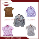 High Grade Used Clothing Exported to Overseas Markets