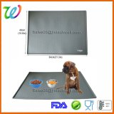 New Amazon Factory Wholesale XXL Size Silicone Feeding Pet Food Mat