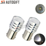 6000K 12V-24V Car LED Light S25 3535 1SMD 5W Auto Brake LED Bulbs