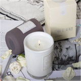 Hot Selling Mini Glass Jar Gift Set Soy Scented Candle