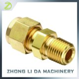 CNC Turning Machining Parts Compression Fitting