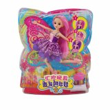 11.5inch Kid Children Toys Fairy Fashion Puppet Girl Movable Joint Doll