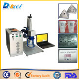 China 3D 20W Fiber Laser Marker Marking Buttons/Package/Electric Components Sale