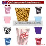 Popcorn Favour Boxes Birthday Baby Shower Package Box Yiwu Market (BO-5521)