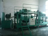 Engine Oil Recycling, Oil Filtration System