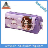 Cartoon Cavnas Cute Girls Pencil Case Pen Bag